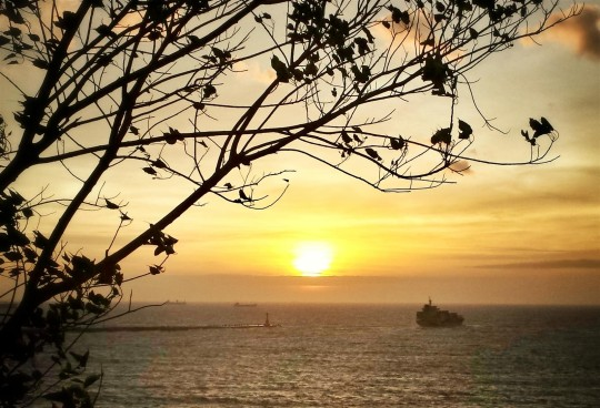 Sunset Kaohsiung